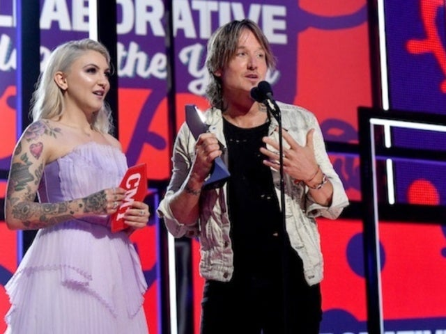 CMT Awards: Keith Urban Shouts out 'Baby Girl' Nicole Kidman During Acceptance Speech