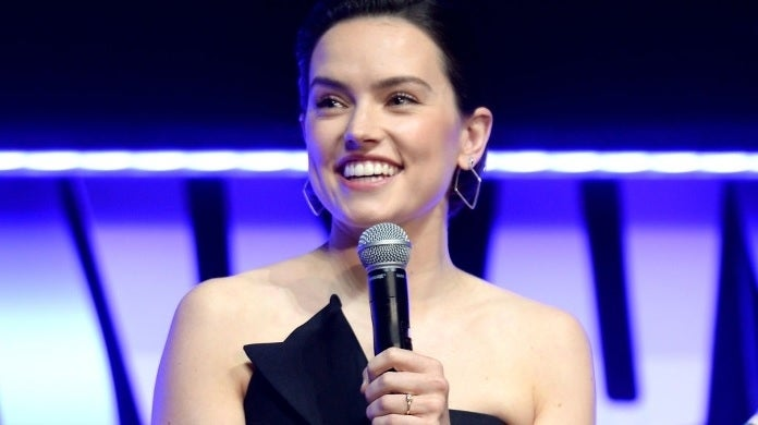 daisy ridley getty images