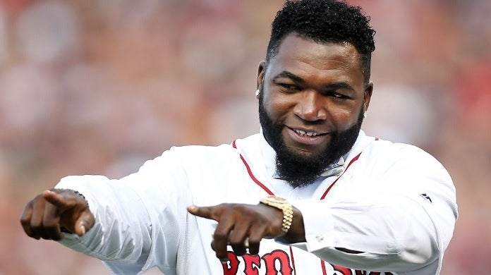 david ortiz 2017 getty images