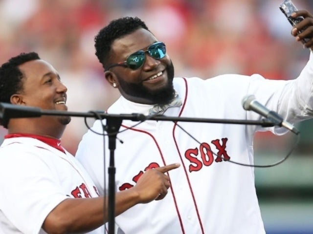 David Ortiz: Pedro Martinez Sends Well Wishes to Wounded Red Sox Teammate