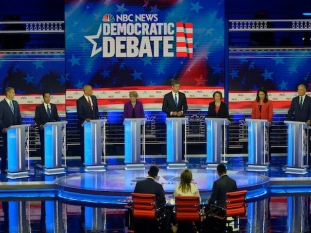 Tonight's Democratic Debate: How to Watch, What Time and What Channel