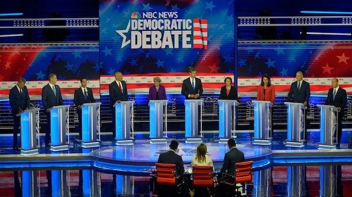 democratic-primary-debate_Gustavo Cabellero :NBC News:MSNBC:Telemundo