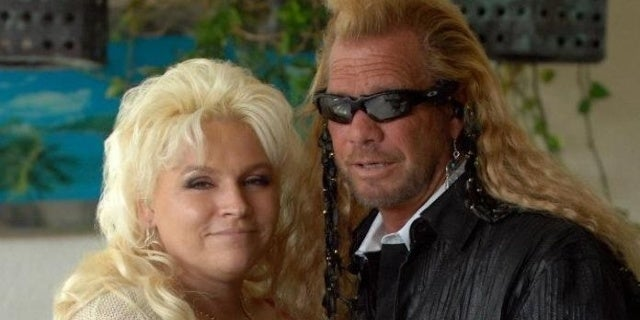 what dog the bounty hunter said at wife beth chapmans