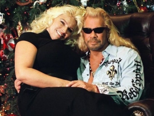 Dog the Bounty Hunter Consoled by 'Sons of Anarchy' Actress Kristen Renton Following Wife Beth Chapman's Death