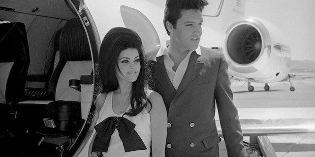 Priscilla Presley Reveals Rare Home Movie of Elvis ...