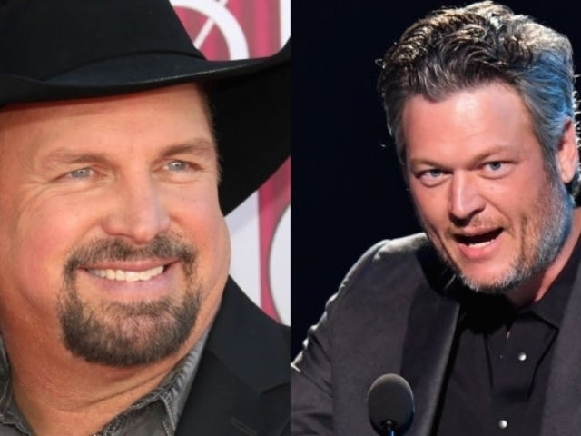 Garth Brooks and Blake Shelton Have a Song in the Works Together