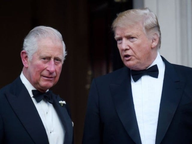 Donald Trump Calls Charles the 'Prince of Whales', Social Media Destroys Him