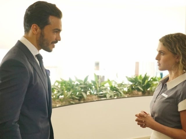 'Grand Hotel' Actor Shalim Ortiz Talks Mateo's 'Bold' Series Premiere Bombshell