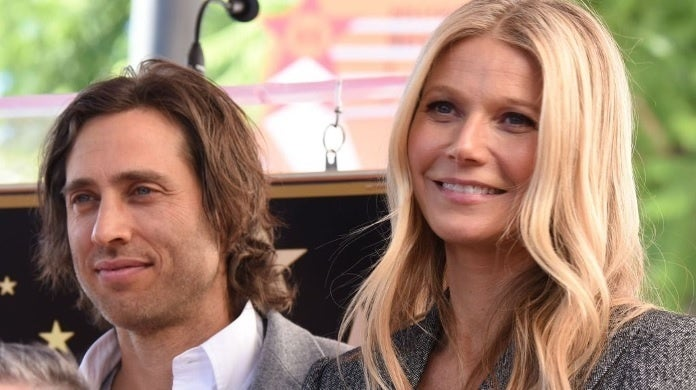 gwyneth paltrow brad falchuk getty images