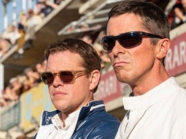 Matt Damon, Christian Bale Fuel Star Power in Roaring 'Ford v. Ferrari' Trailer