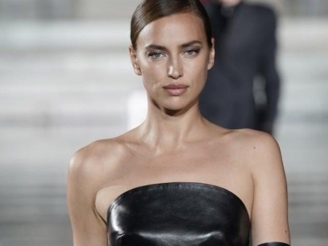 Irina Shayk Stuns on Runway at Florence Fashion Show Following Bradley Cooper Split