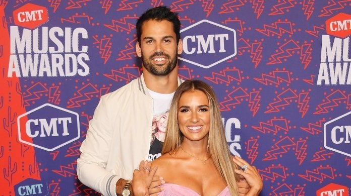 jessie james decker eric decker Getty _ Mike Coppola