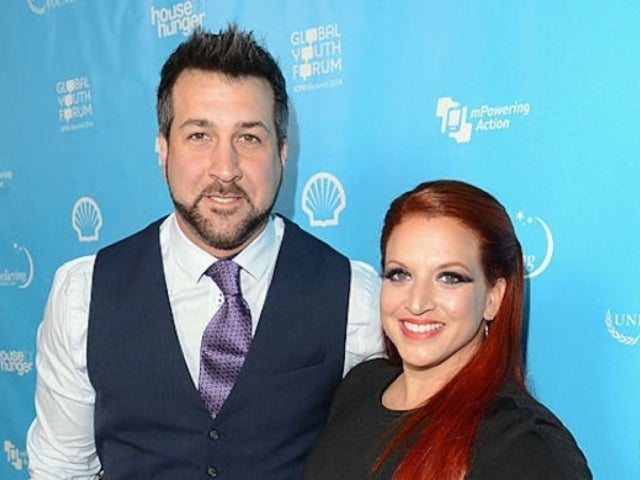 Joey Fatone Files for Divorce From Estranged Wife