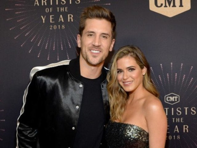 JoJo Fletcher Helps Remove Nail From Jordan Rodgers' Butt in Cute Photo