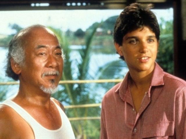 'Cobra Kai' Star Ralph Macchio Reveals How 'Karate Kid' Spinoff Honors Pat Morita's Mr. Miyagi