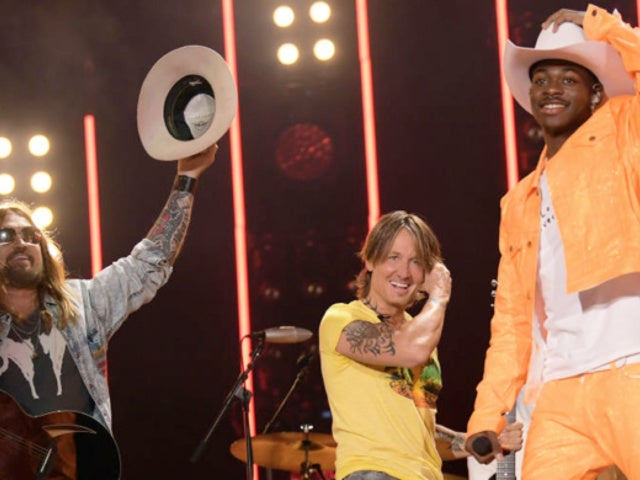 CMA Fest: Keith Urban and Lil Nas X Join Billy Ray Cyrus for 'Old Town Road'