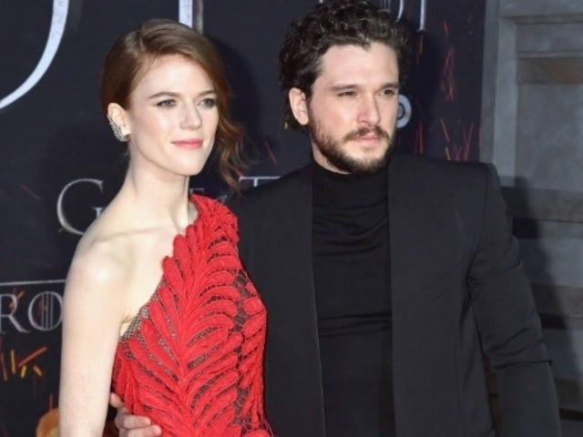 'Game of Thrones' Stars Kit Harington and Rose Leslie Celebrate 1-Year Wedding Anniversary After He Leaves Rehab
