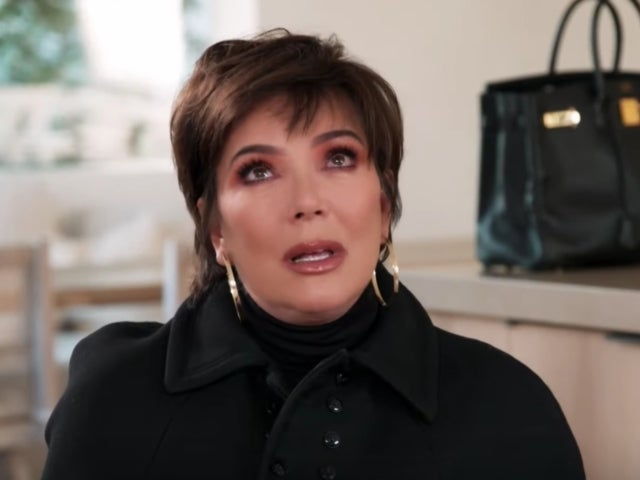 Kris Jenner Breaks Into Tears After Daughter Kim Kardashian Takes Over Christmas Eve Party in 'KUWTK' Preview