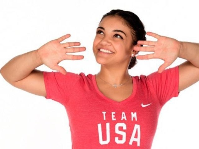 Olympic Medalist Laurie Hernandez Admits She Tried Convincing Her Mother to Let Her Quit