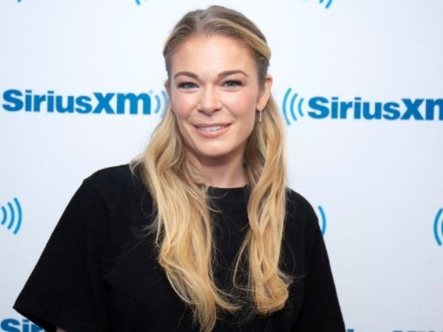 LeAnn Rimes Shows off New Faith-Inspired Tattoo for Fans on Social Media