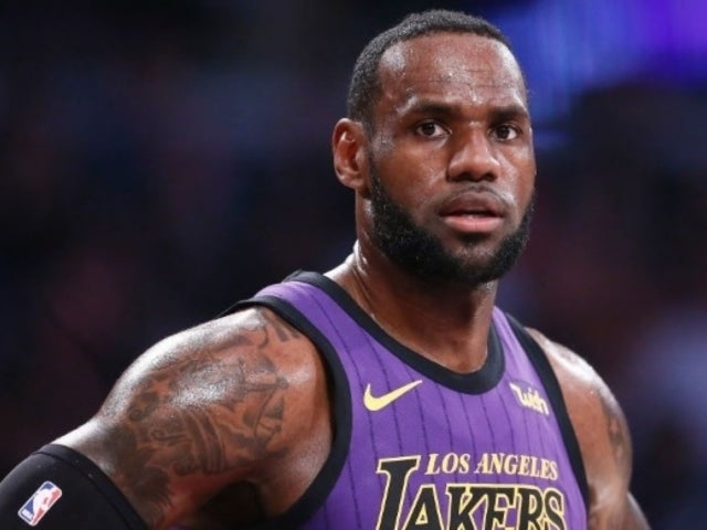 'Space Jam 2': LeBron James to Be Joined by Anthony Davis, Damian Lillard, Klay Thompson and More