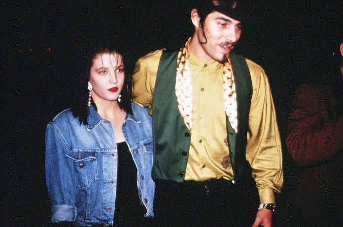 lisa marie presley danny keough getty images