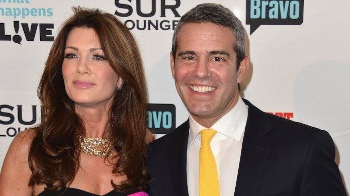 lisa-vanderpump-andy-cohen-getty