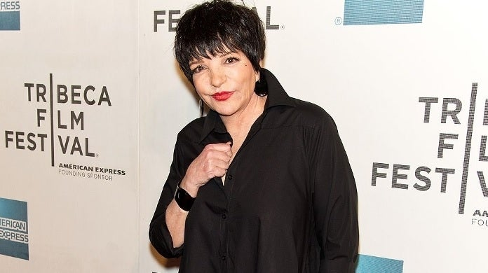 liza minnelli getty images