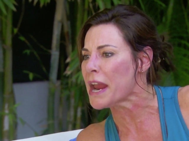 'RHONY' Star Luann de Lesseps Claims Co-Stars Don't Want Her to Succeed After Rehab Stay