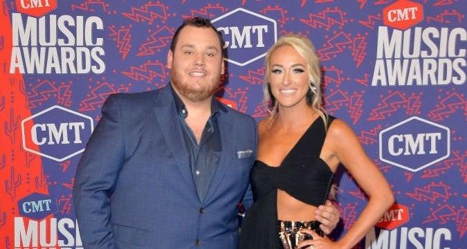 Luke Combs CMT Awards