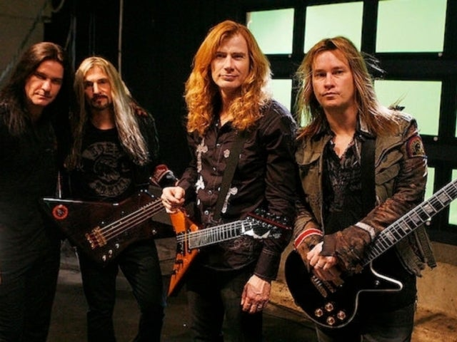 Megadeth Tour Canceled Following Dave Mustaine's Cancer Diagnosis