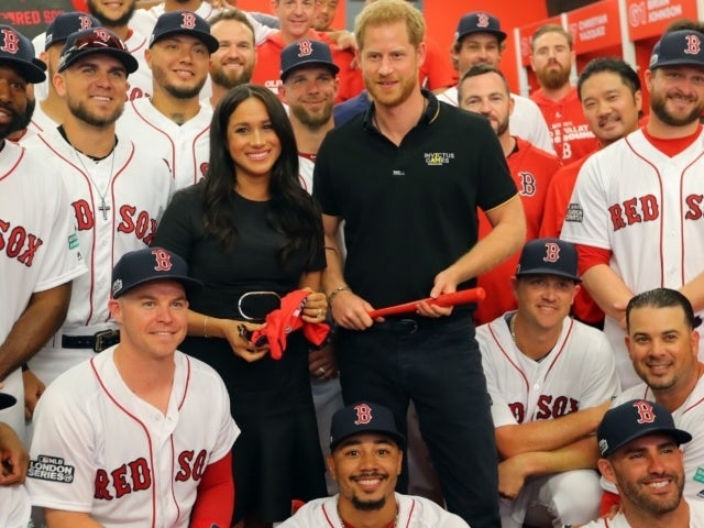 Red Sox Player Mookie Betts Reveals His Distant Relationship With Meghan Markle