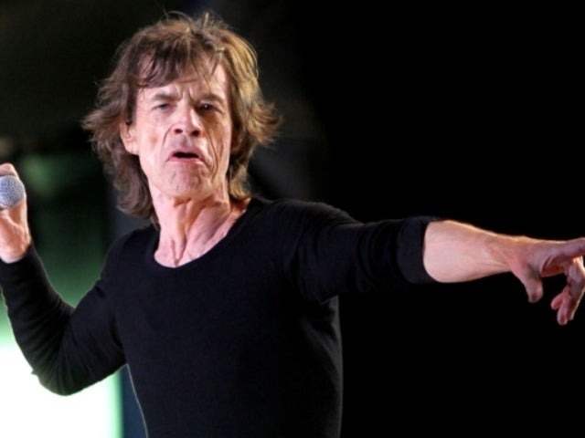 Mick Jagger's Lookalike 2-Year-Old Son Watches Rolling Stones Frontman Rock Stage in Florida