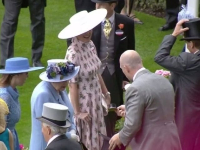 Royal Ascot Viewers Are Confused About This 'Mini Hat in a Hat' That Debuted During Race