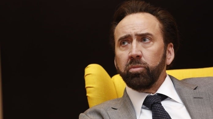 nicolas cage getty images 2018