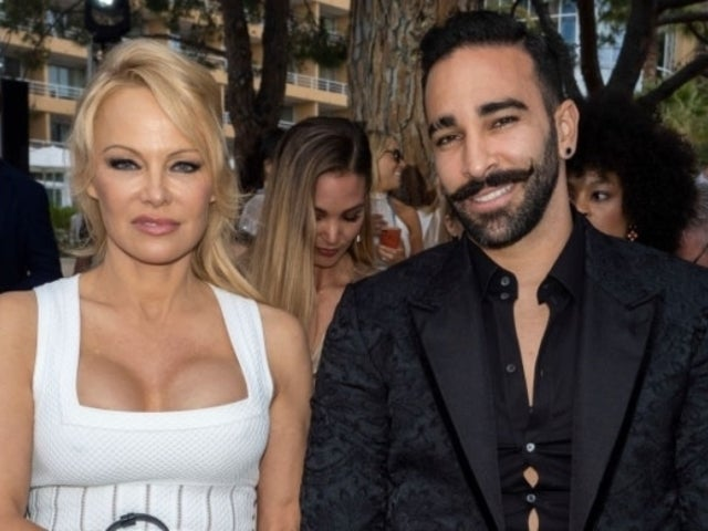 Pamela Anderson's Ex Adil Rami Responds to Abuse Allegations: 'This Is Really Disgusting'