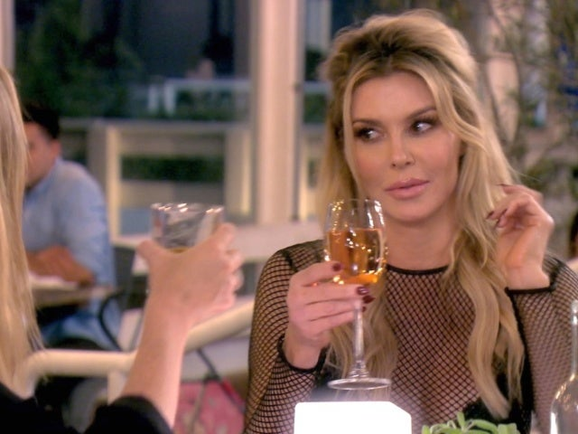 Brandi Glanville Returns to 'RHOBH' Hurling Lisa Vanderpump Accusations