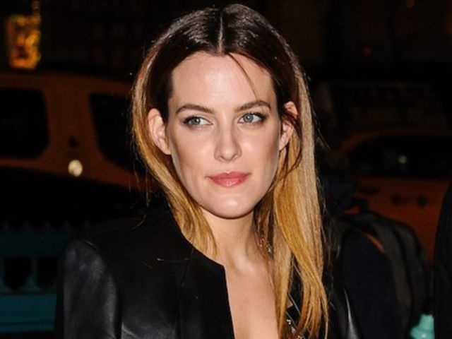 Elvis Presley's Granddaughter Riley Keough Rocks Black Lingerie in New Photo Shoot