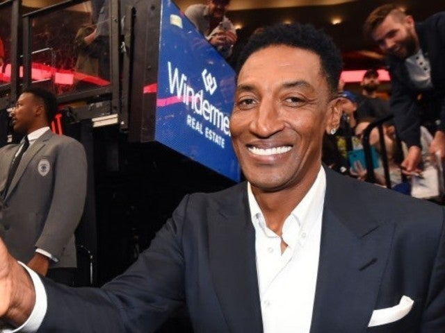 Scottie Pippen Reveals Why He Was Left out of 'Space Jam'