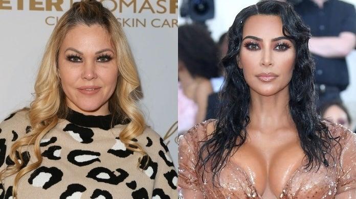 shanna moakler kim kardashian getty images