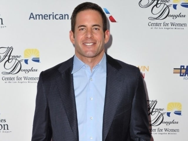 Tarek El Moussa Shares Video for Father's Day of Daughter Taylor Punching Him in the Chin