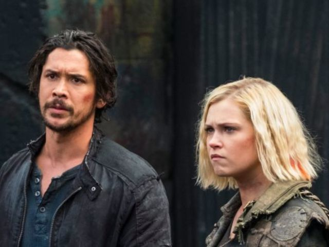 'The 100' Stars Eliza Taylor and Bob Morley Tie the Knot in Romantic Ceremony