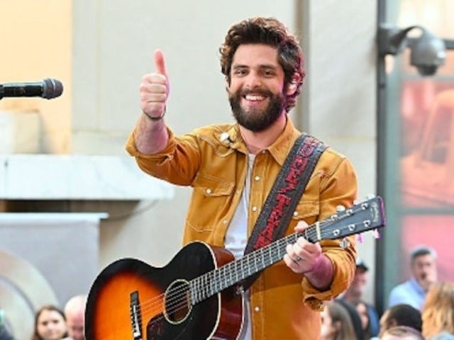 Thomas Rhett Picks His Battles When It Comes to His Daughters' Wardrobe Choices