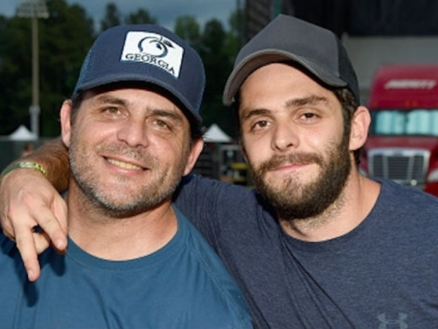 Thomas Rhett Calls His Father, Rhett Akins, the 'Most Intriguing' Person in Country Music