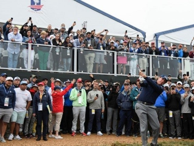US Open: 5 Injured After Runaway Cart Crashes Into Crowds at Pebble Beach
