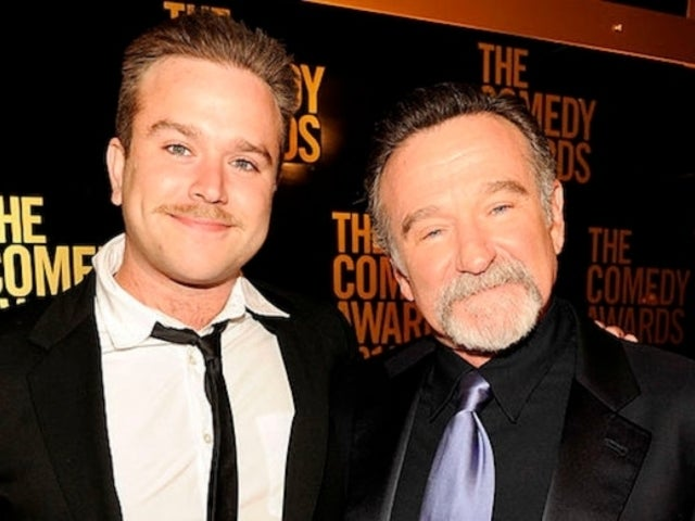 Robin Williams' Son Zak Honors First Child With Late Actor's Name