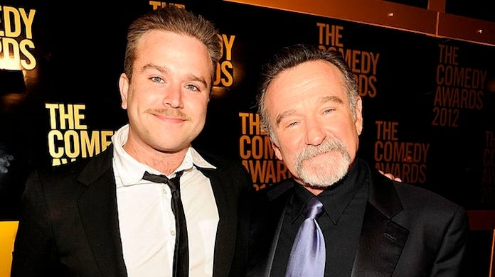 zak-williams-robin-williams_getty-Kevin Mazur : Contributor
