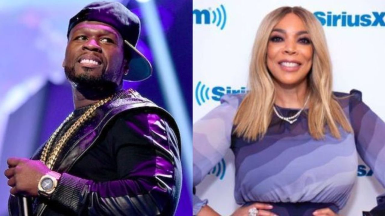 50 Cent Throws More Shade at 'Monster' Wendy Williams on