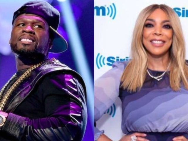 50 Cent Goes After Wendy Williams' Pride Photo, and Fans Are Not Having It