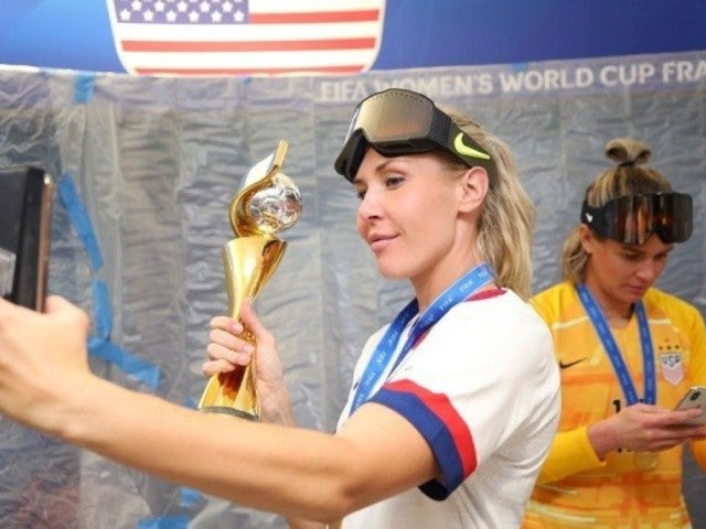 US Women's Soccer Star Allie Long Los Angeles Hotel Room Burglarized